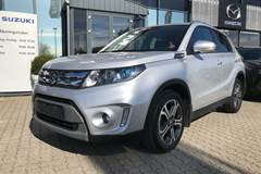 Suzuki Vitara 1,6 Exclusive aut.