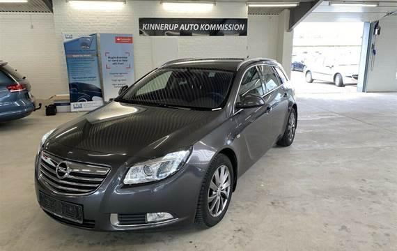 Opel Insignia 2,0 CDTi 160 Edition ST aut.