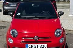 Fiat 500C 0,9 TwinAir 80 Sportiva
