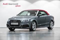 Audi A3 TFSi Limited+ Cabrio quat S-tr