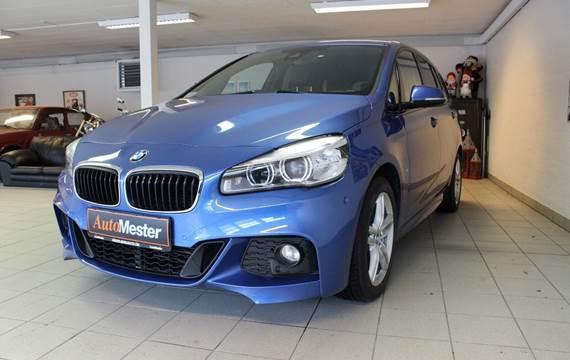 BMW 220d 2,0 Gran Tourer Adv. xDrive aut 7p