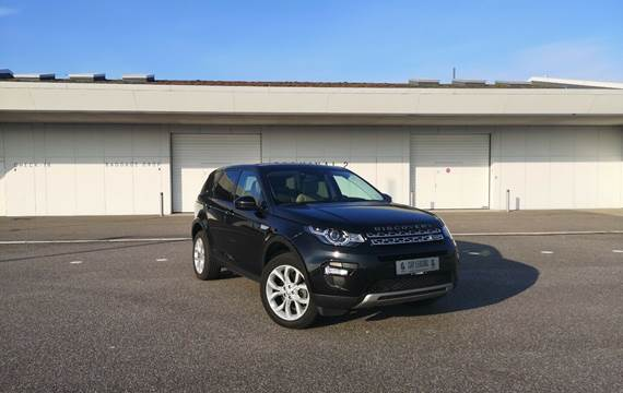 Land Rover Discovery Sport 2,2 SD4 HSE aut. 7prs