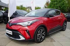 Toyota C-HR 2,0 B/EL C-LUB Premium Multidrive S  5d Aut.