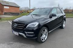 Mercedes ML250 2,1 ML250 CDI  Bluetec 4matic