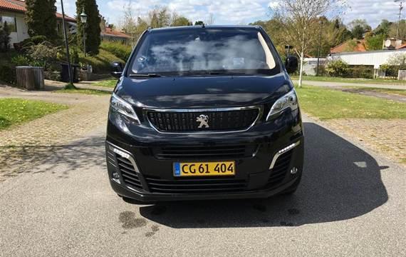 Peugeot Expert 2,0 L2  BlueHDi Ultimate Pro EAT6  Van 6g Aut.