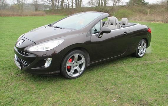 Peugeot 308 1,6 THP 156 Premium CC aut.
