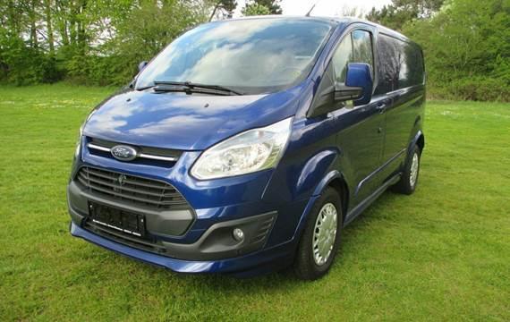 Ford Transit Custom 330L 2,2 TDCi 155 Ambiente Van