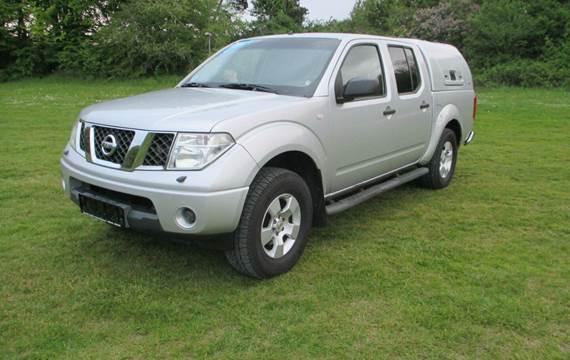 Nissan Pathfinder 2,5 dCi SE aut.