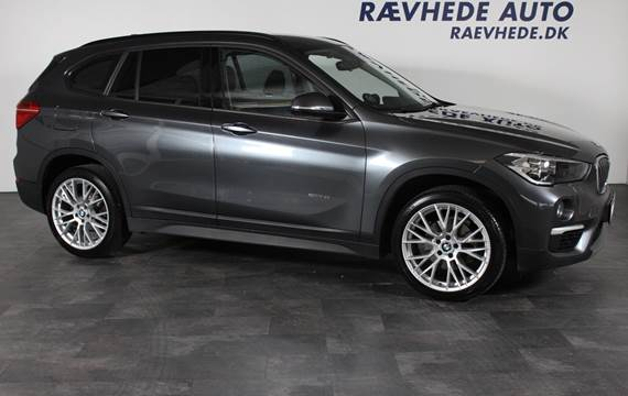 BMW X1 2,0 sDrive18d aut.