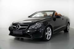 Mercedes E350 d 3,0 Cabriolet aut.