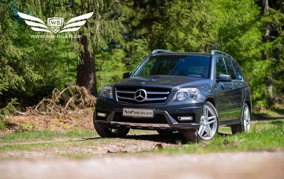 Mercedes GLK220 2,2 CDi aut. 4-M BE
