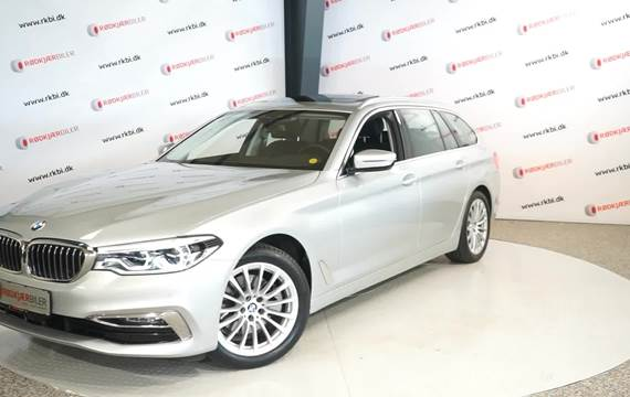 BMW 520d 2,0 Touring Luxury Line aut.