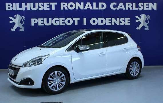Peugeot 208 1,6 BlueHDi 100 Edition+