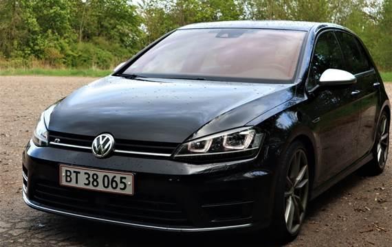 VW Golf VII 2,0 R DSG 4M BMT