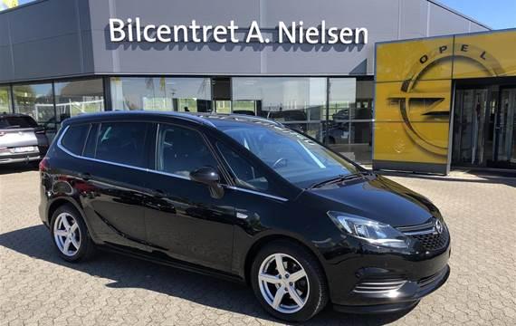 Opel Zafira 1,4 Tour  Turbo Enjoy  6g
