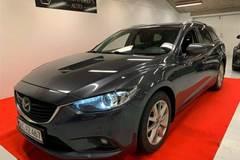 Mazda 6 2,2 Skyactiv-D Optimum 175HK Stc 6g Aut.