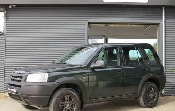 Land Rover Freelander 2,0 Di aut. Van