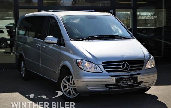 Mercedes Viano 2,2 CDi Trend aut.