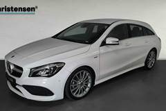 Mercedes CLA200 d 2,2 Final Edition SB aut.