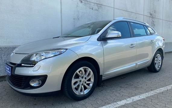 Renault Megane III 1,2 TCe 115 Expression ST