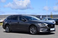 Mazda 6 2,2 Sky-D 150 Premium stc. aut.