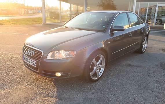 Audi A4 2,0 TFSi
