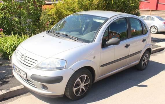 Citroën C3 1,4 HDi Family