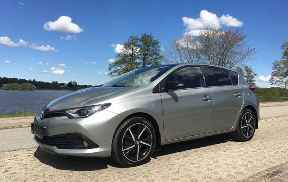 Toyota Auris 1,2 T T2 Selected