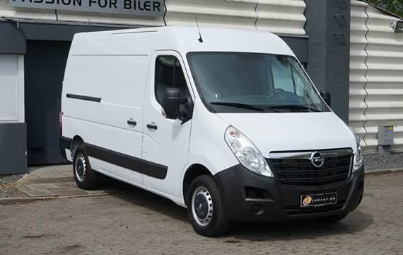 Opel Movano 2,3 CDTi 145 Edition+ Kassev. L2H2