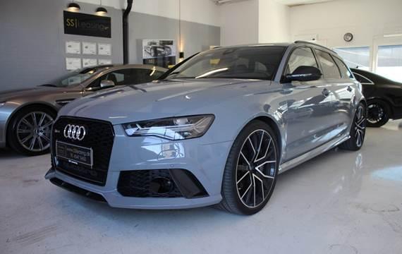 Audi RS6 4,0 TFSi performance Avant quattro