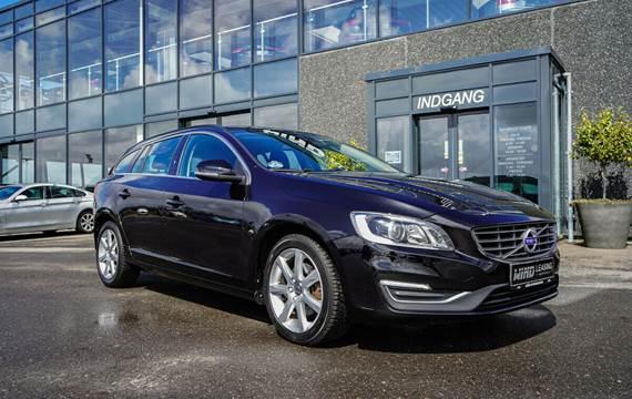 Volvo V60 2,0 D3 150 Momentum aut.