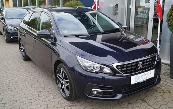 Peugeot 308 1,6 BlueHDi 120 Allure+ SW