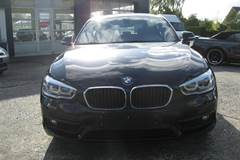 BMW 120d 2,0 D Connected Steptronic  5d 8g Aut.