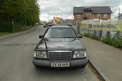 Mercedes E300 3,0 TD stc.