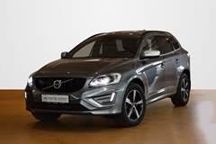 Volvo XC60 2,4 D4 190 R-Design aut. AWD