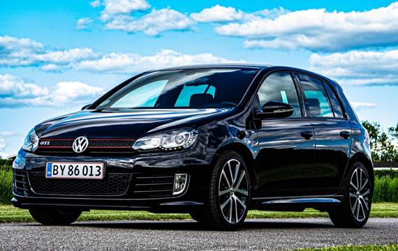 VW Golf VI 2,0 GTi Edition 35 DSG