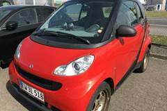 Smart ForTwo Coupé 0,8 CDi 45 Pulse aut.