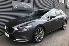 Mazda 6 2,0 Skyactiv-G Optimum  Stc 6g Aut.