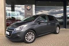 Peugeot 208 1,6 BlueHDi Chili Plus  5d
