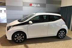 Toyota Aygo 1,0 VVT-I X-plore DAB+  5d