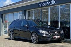 Mercedes E350 3,0 BlueTEC stc. aut. 4-M Van