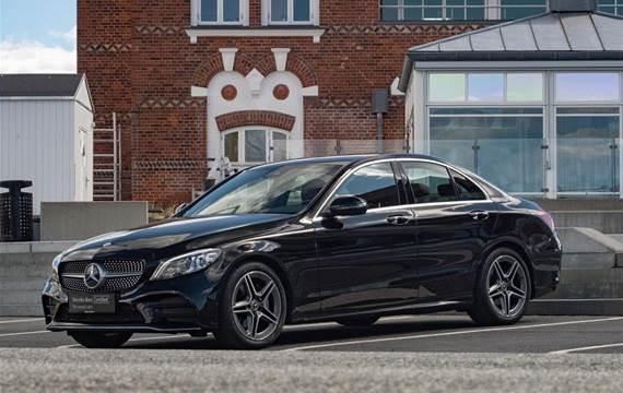 Mercedes C220 d 2,0 D Business 9G-Tronic  9g Aut.
