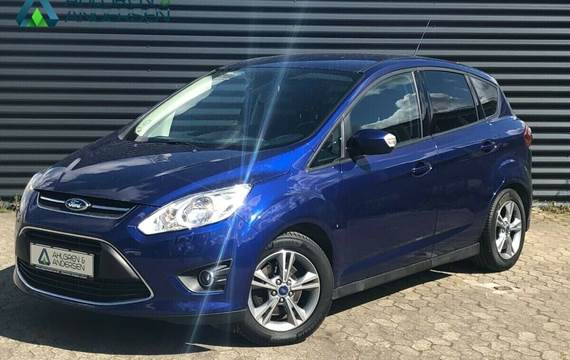 Ford C-MAX 2,0 TDCi 115 Edition aut.