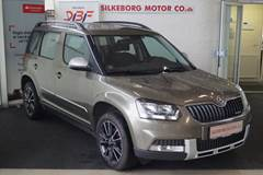 Skoda Yeti Outdoor 1,6 TDi 105 Ambition GreenLine