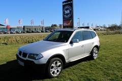 BMW X3 3,0 D Steptr.