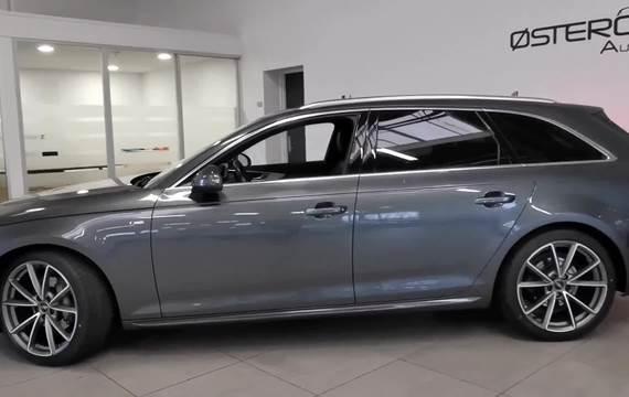 Audi A4 2,0 TDi 190 S-line Avant S-tr.