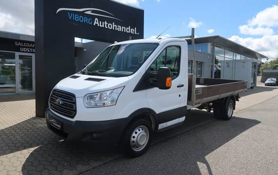 Ford Transit 350 L2 Chassis 2,2 TDCi 155 Trend H1 RWD