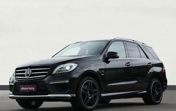 Mercedes ML63 5,5 AMG Performance aut.