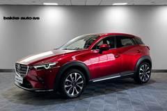 Mazda CX-3 2,0 Sky-G 121 Optimum