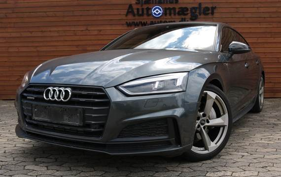 Audi A5 2,0 TFSi 252 S-line SB S-tr.